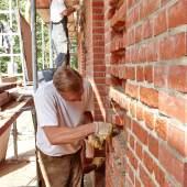 Handwerker bei der Arbeit © Deutsche Stiftung Denkmalschutz