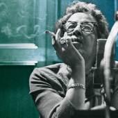 Hannah Arendt an der University of Chicago, 1966 © Art Resource New York, Hannah Arendt Bluecher Literary Trust