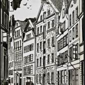 Hans Förster, Cremon, undatiert, Sammlung Altonaer Museum Foto: SHMH/Michaela Hegenbarth
