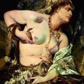 Hans Makart Der Tod der Kleopatra, 1875 Öl auf Holz © LIECHTENSTEIN. The Princely Collections, Vaduz–Vienna