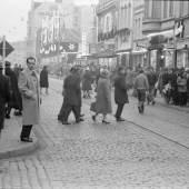 Gerhard Beier, Harburger Innenstadt 1959