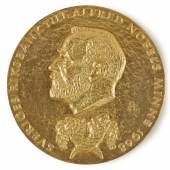 Hayek, F.A, Novel Prize Gold Medal (£400,000-600,000)