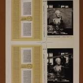 Hanne Darboven Erdkundearbeit, 1985-86 © Hanne Darboven Stiftung, Hamburg / VG Bild-Kunst, Bonn, 2015