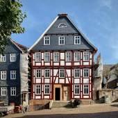 Fachwerkhaus in Frankenberg, Foto: Johann Christian Kottmeier