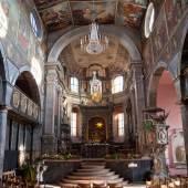 Innenraum der Evangelischen Unionskirche in Idstein © Deutsche Stiftung Denkmalschutz/Zimpel