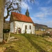 Sanierung der Geyso-Kapelle in Mansbach wird von der DSD gefördert