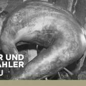 """Werner Mahler: Hauer unter Tage, Steinkohlebergwerk """"Martin Hoop"""", Zwickau, Sachsen, 1975, DDR © Werner Mahler / OSTKREUZ."""