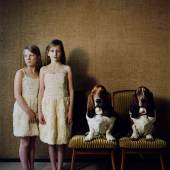 Hellen van Meene, Untitled, 2012 C-Print, 39 x 39 cm Courtesy Sadie Coles HQ, London and the artist