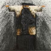 Hermann Nitsch*  Kreuzwegstation, 1994 Öl auf Leinwand; ungerahmt, 200 x 300 cm Schätzpreis:25.000 - 40.000 EUR