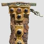 Sarmatisch-kaukasischer Ringknaufdolch, 1. bis 3. Jahrhundert n. Chr. Zuschlag: 20000 Euro