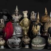 Sammlung W. Baer - einige hundert Objekte wie Helme, Uniformen, Ausrüstungen, Gewehre, besonders aus der Zeit des ersten Weltkrieges. Copyright Hermann Historica oHG 2012