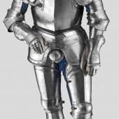Ein hochwertiger Feldharnisch, norddeutsch um 1550 - 60.