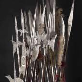 Eine Auswahl von Stangenwaffen der Sammlung Klingbeil.