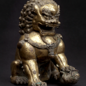 HH 68 Chinese guardian lion Qing Dynasty 35000