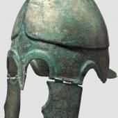 HH 68 LotNo 2138 Chalcidian helmet 4thCT BC 28000