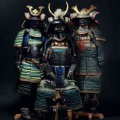 Die Sammlung Rudolf Ott –Die Welt der Samurai: Waffen, Rüstungen, Kunst. Gesamt: 306 Lose