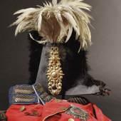 König Frederik VI. von Dänemark, Herzog von Lauenburg - Uniform als General, um 1814/20 Los 4009, Startpreis 14.000 Euro