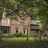Villa Mutzenbecher in Hamburg vor der Renovierung © Marie-Luise Preiss/Deutsche Stiftung Denkmalschutz