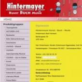 Unternehmenslogo Hintermayer BÜCHERMARKT