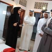 His Highness Sheikh Majid Bin Mohammed Bin Rashid Al Maktoum opens SIKKA 2013