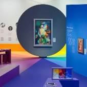 Blick in die Ausstellung © Städtische Museen Freiburg,  Foto: Bernhard Strauss Bild 2 von 15