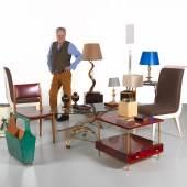 Interieur-Designer Philip Hohenlohe mit ausgewählten Auktionslots