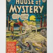 House of Mystery No. 1, December-January 1951