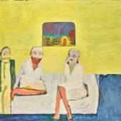 Howard Hodgkin Bedroom 1960-1 £250,000 – 350,000
