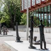 Wotruba im Skulpturengarten Foto: Johannes Stoll © Belvedere, Wien