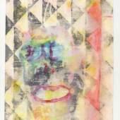 """Caroline Achaintre, """"Scanner"""", 2015 Courtesy die Künstlerin und Arcade, London & Art:Concept, Paris"""