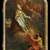 Martin Johann Schmidt, Der heilige Martin, 1772 © Belvedere, Wien