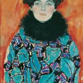 Gustav Klimt, Johanna Staude, 1918 (unvollendet) © Belvedere, Wien