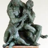 Mars, Venus und Cupido Hubert Gerhard Augsburg, 1590 Bronze  © Bayerisches Nationalmuseum