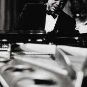 Franz Hubmann Oscar Peterson Wiener Konzerthaus 1962 © Franz Hubmann/Archiv Franz Hubmann/IMAGNO