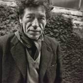 Franz Hubmann Alberto Giacometti (1901-1966), 1957 Silbergelatineabzug ALBERTINA, Wien – Schenkung Sammlung Helmut Klewan © Franz Hubmann | Imagno | picturedesk.com