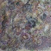Karin Pliem, Il trionfo della Luba, 2018, Öl/Leinwand, 200 x 250 cm