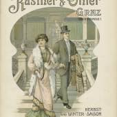 Illustrierter Modewaren-Bericht 1912/13,  Firmenarchiv Kastner & Öhler