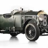 Los 612 1930 BENTLEY 4 1/2 LITRE TOURER Registration no. NPL 62 Chassis no. PB3528 Engine no. SL3057 £200,000 - 250,000