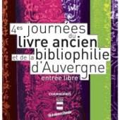Journées du livre ancien et de la bibliophilie d'Auvergne