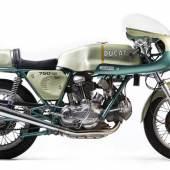 Los 574 1974 DUCATI 750SS Registration no. Not UK registered Frame no. DM750SS*075260 Engine no. 075299 £60,000 - 70,000