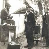 Bild: Phonograph-Aufnahme