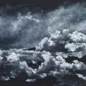 Abbildung: Tacita Dean, Cúmulo, 2016, Kreide auf Wandtafel, 244,0 x 732,0 cm (6 Teile, Gesamtmass), Fondation Beyeler, Riehen/Basel; © Tacita Dean, 2018; Foto: Mark Niedermann