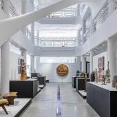 Design Miami/Podium in the Moore Building within the Miami Design District Photographer: Kris Tamburello