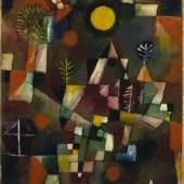 Paul Klee, Der Vollmond, 1919, Bayerische Staatsgemäldesammlung, Pinakothek der Moderne