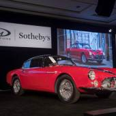 Lot 260 - 1956 Maserati A6G/54 Coupe Series III (Chassis 2181) $2,365,000