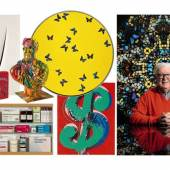 Yellow Ball: The Frank and Lorna Dunphy Collection