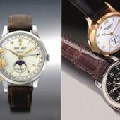 Opening Tomorrow: Important Watches at Sotheby's NY l Auction 5 December