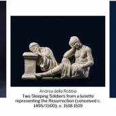 GLAZED: The Legacy of The Della Robbia // Sotheby's NY, Selling Exhibition