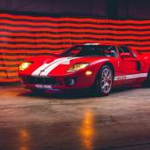 Ford GT is estimated to bring $280,000 - $340,000 images by Teddy Pieper © 2019 Courtesy of RM Sotheby's