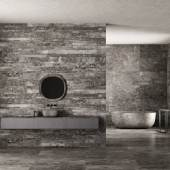 Salvatori Anima bathroom collection by Yabu Pushelberg